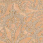 Campanelle Apricot Monotones and Silvery Gold