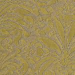 Campanelle Seaform Green and Silvery Gold