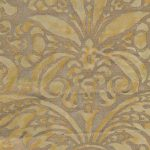 Campanelle Yellow and SIlvery Gold