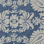 Impero Blue and Pale Grey