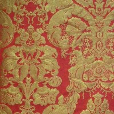 Giardino Craquele Rosso Oro