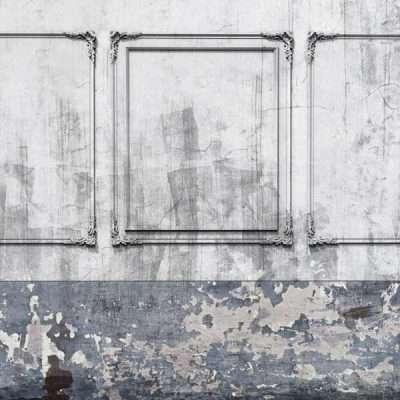 Frame Patina Wall